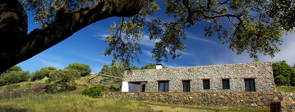 Casa rurales las tobas alojamientos de categor a superior en el parque natural sierra de - Casas rurales sierra de aracena ...